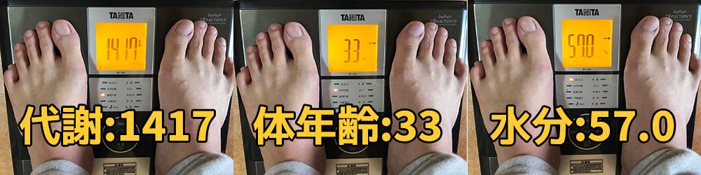 断食3日目ダイエット効果