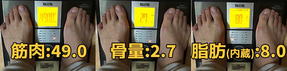 回復食1日目ダイエット効果
