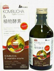 明治薬品 KOMBU&植物酵素 PREMIUM 290mL