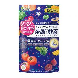 ISDG 夜間diet酵素 232種類野菜&果物発酵凝縮