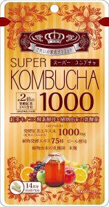 SUPER KOMBUCHA 1000mg
